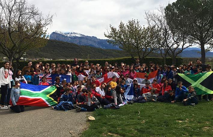 Inmersión lingüística en el Pirineo Aragonés inglés