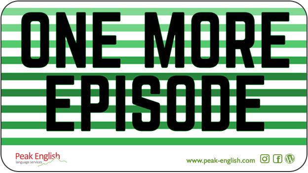 Series adecuadas para tu nivel de inglés